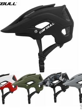 Cairbull TERRAIN山地公路自行车骑行头盔 超轻越野XC AM安全盔帽