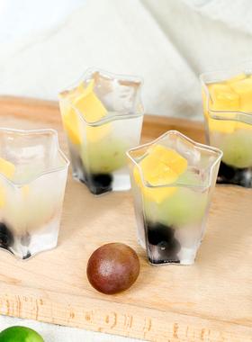 布丁杯慕斯杯果冻杯酸奶杯冰淇淋杯一次性塑料杯子创意注塑迷你