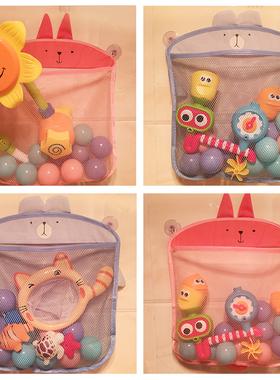 宝宝洗澡玩具儿童小鸭子婴儿浴室戏水游泳花洒玩具女孩抖音收纳袋